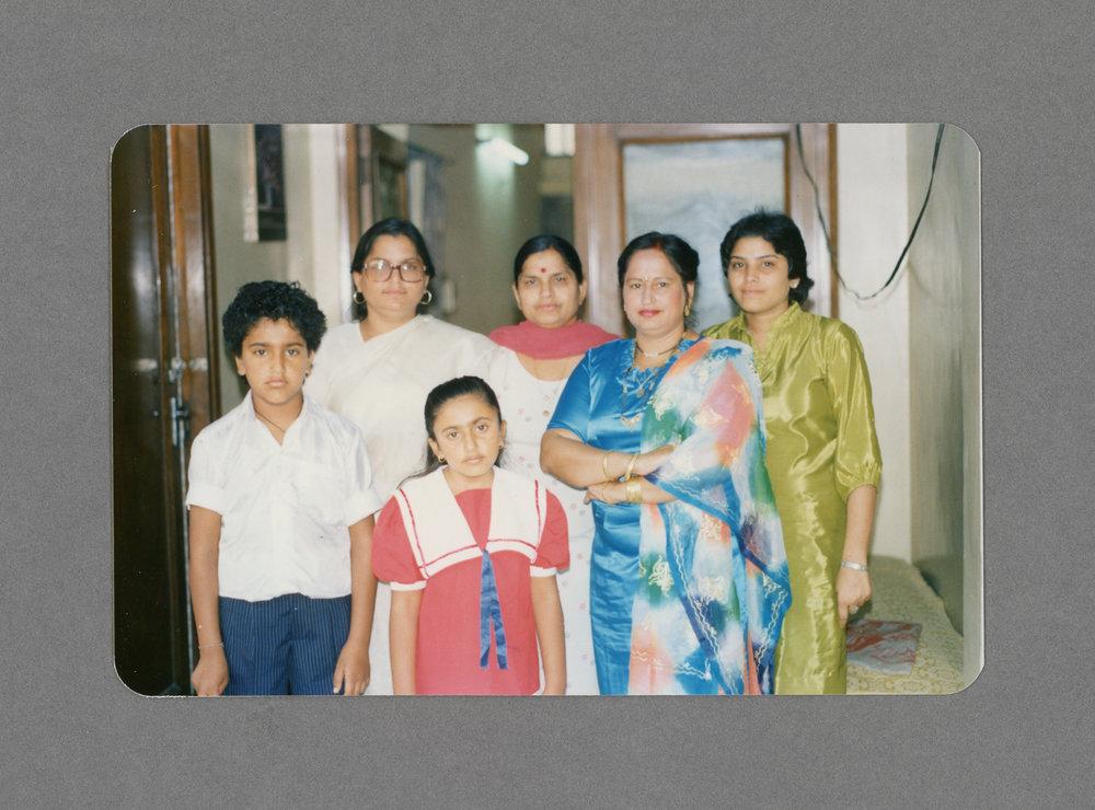 New Delhi, India c.1986