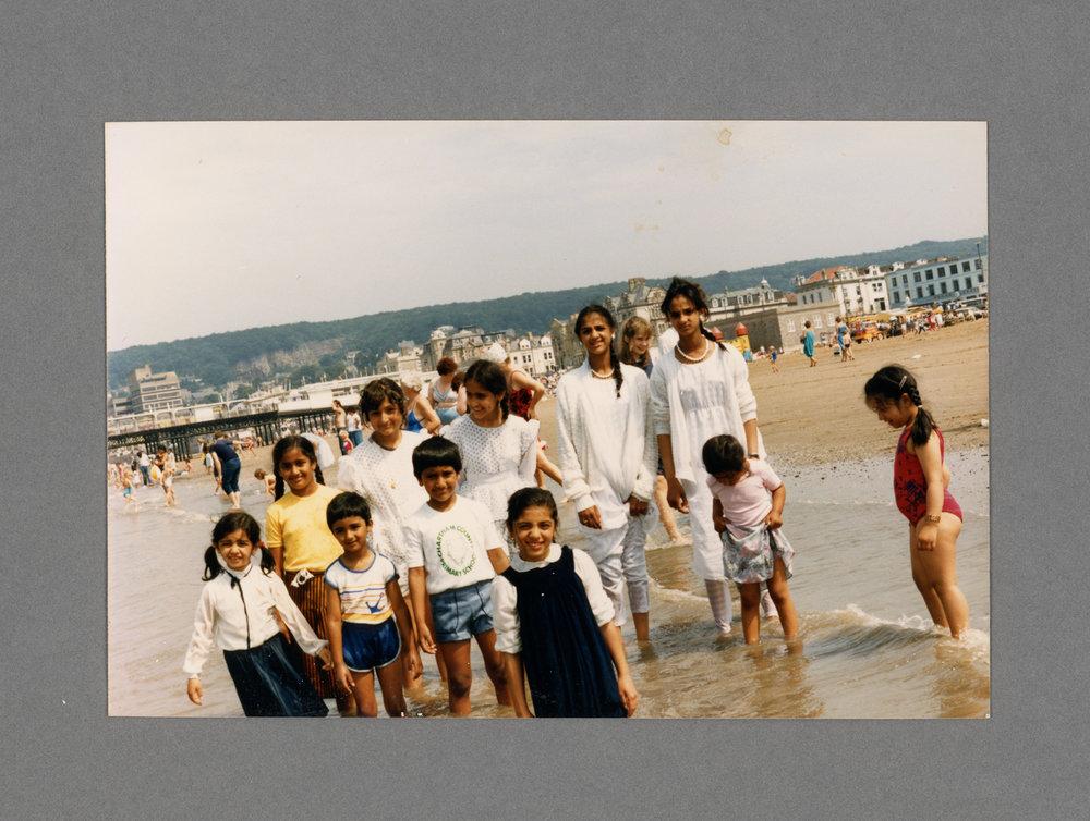 Scarborough, England c.1981