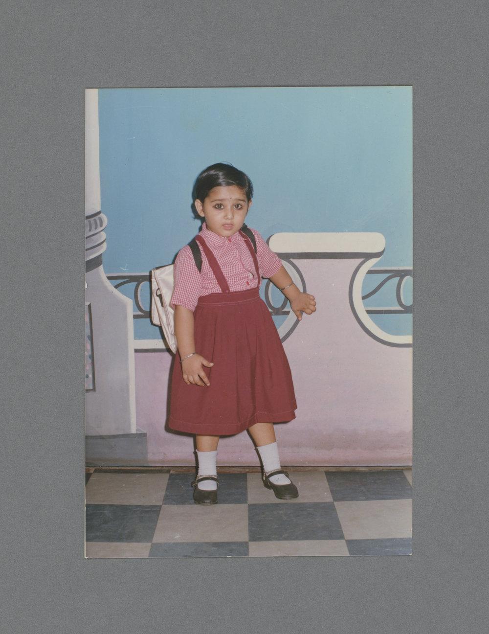 Calcutta, India c.1985