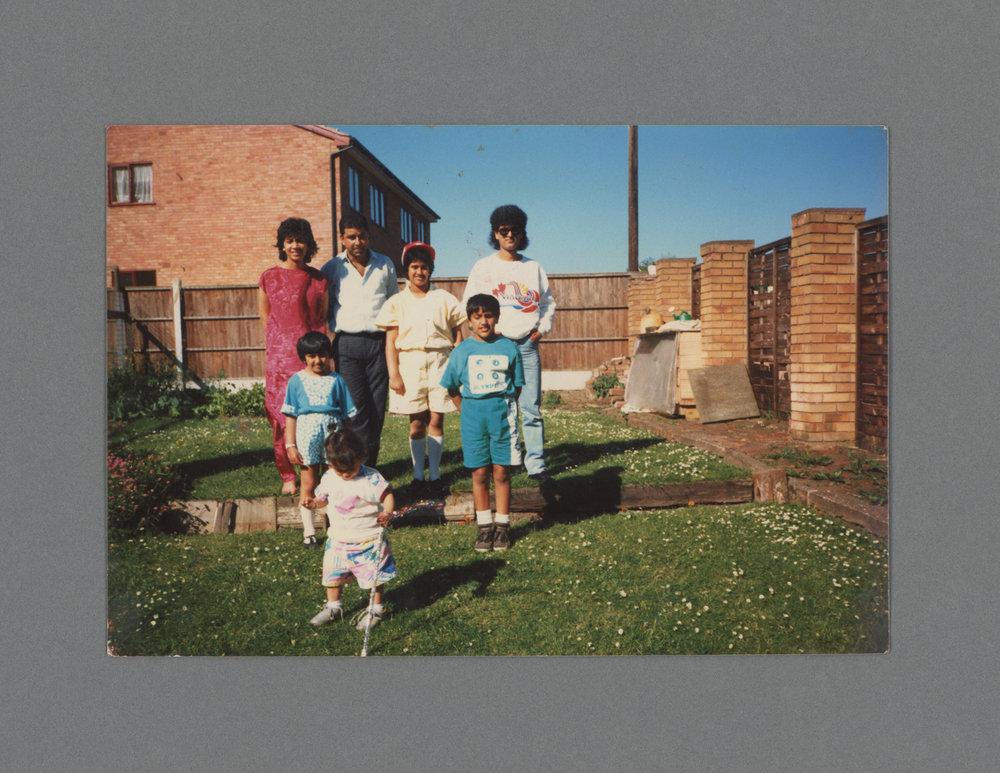 Nine Elms Lane c.1986