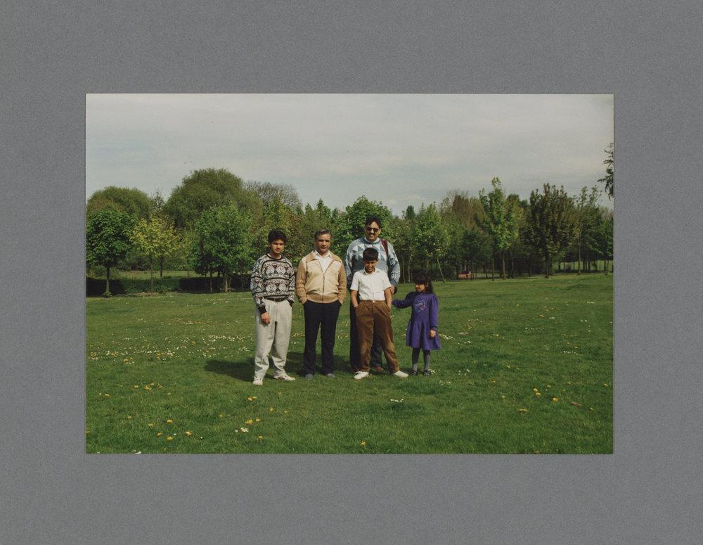 Slough, England c.1986