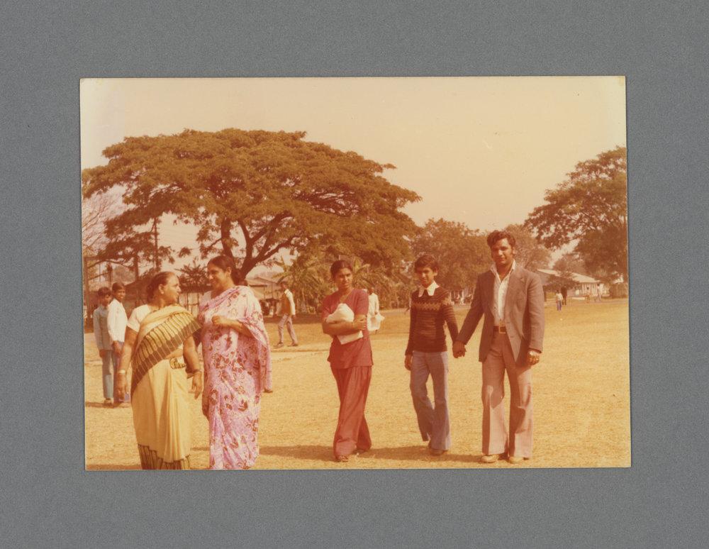 Victoria Memorial, Calcutta, India c.1974