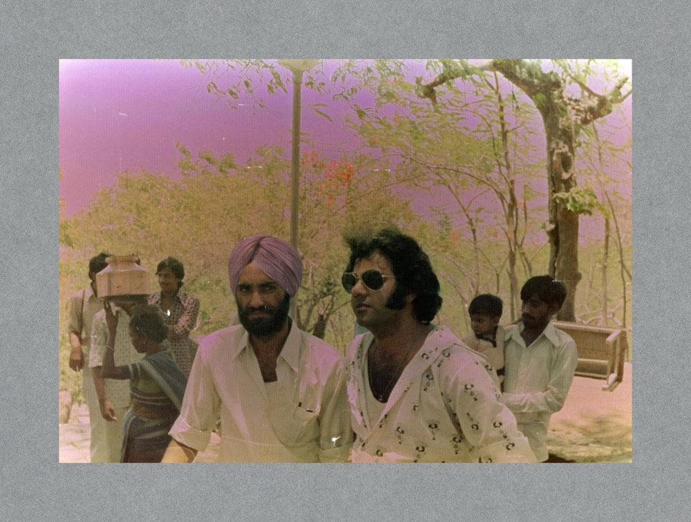Mumbia, India c.1975