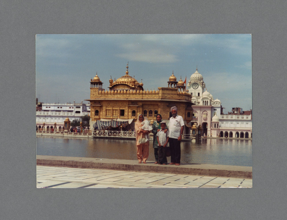 Golden Temple, Punjab, India c.1975