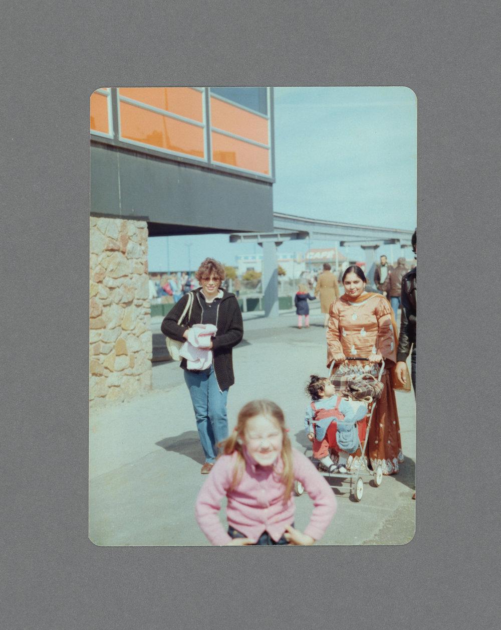Rhyl, Wales c.1982