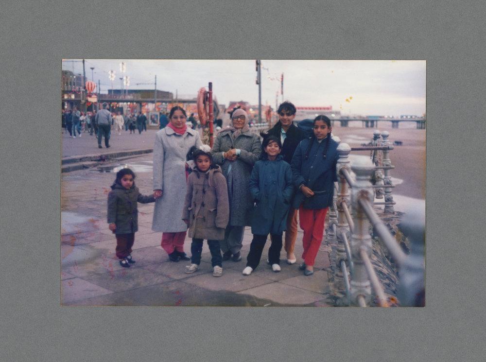 Blackpool c.1986