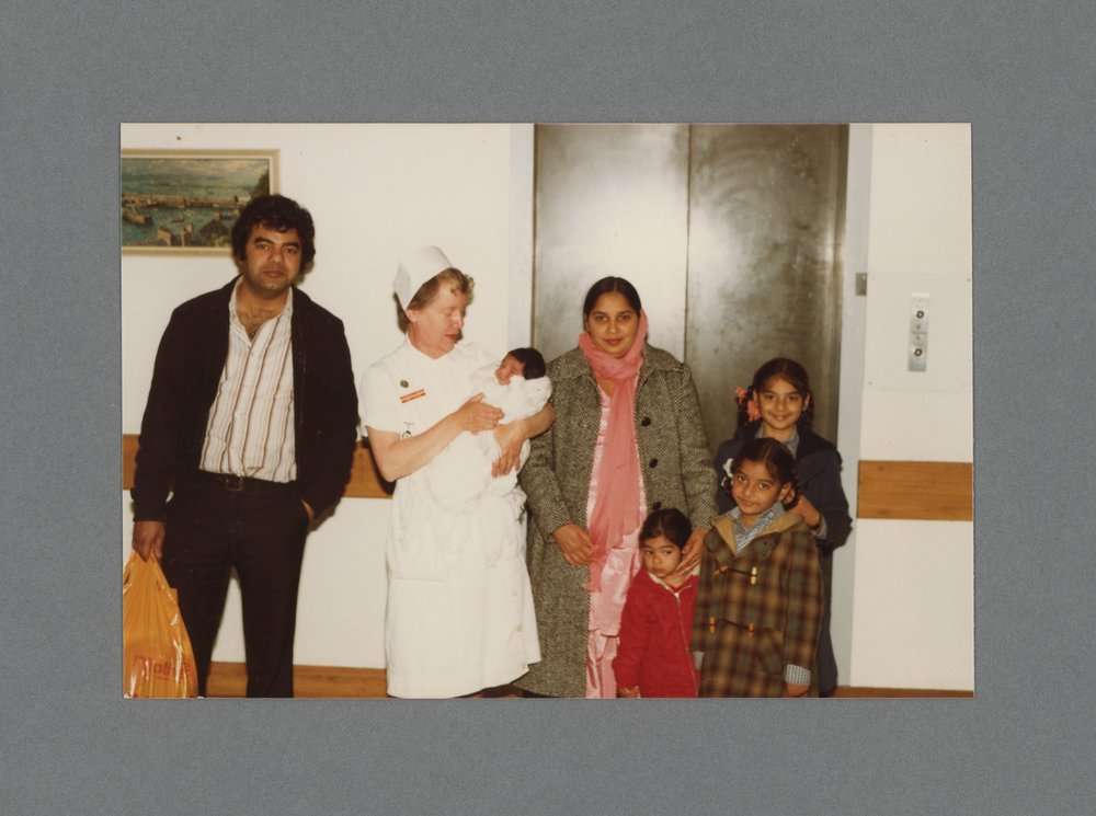 Newcross Hospital c.1981