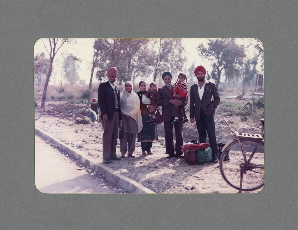 Amritsar, Punjab c.1983