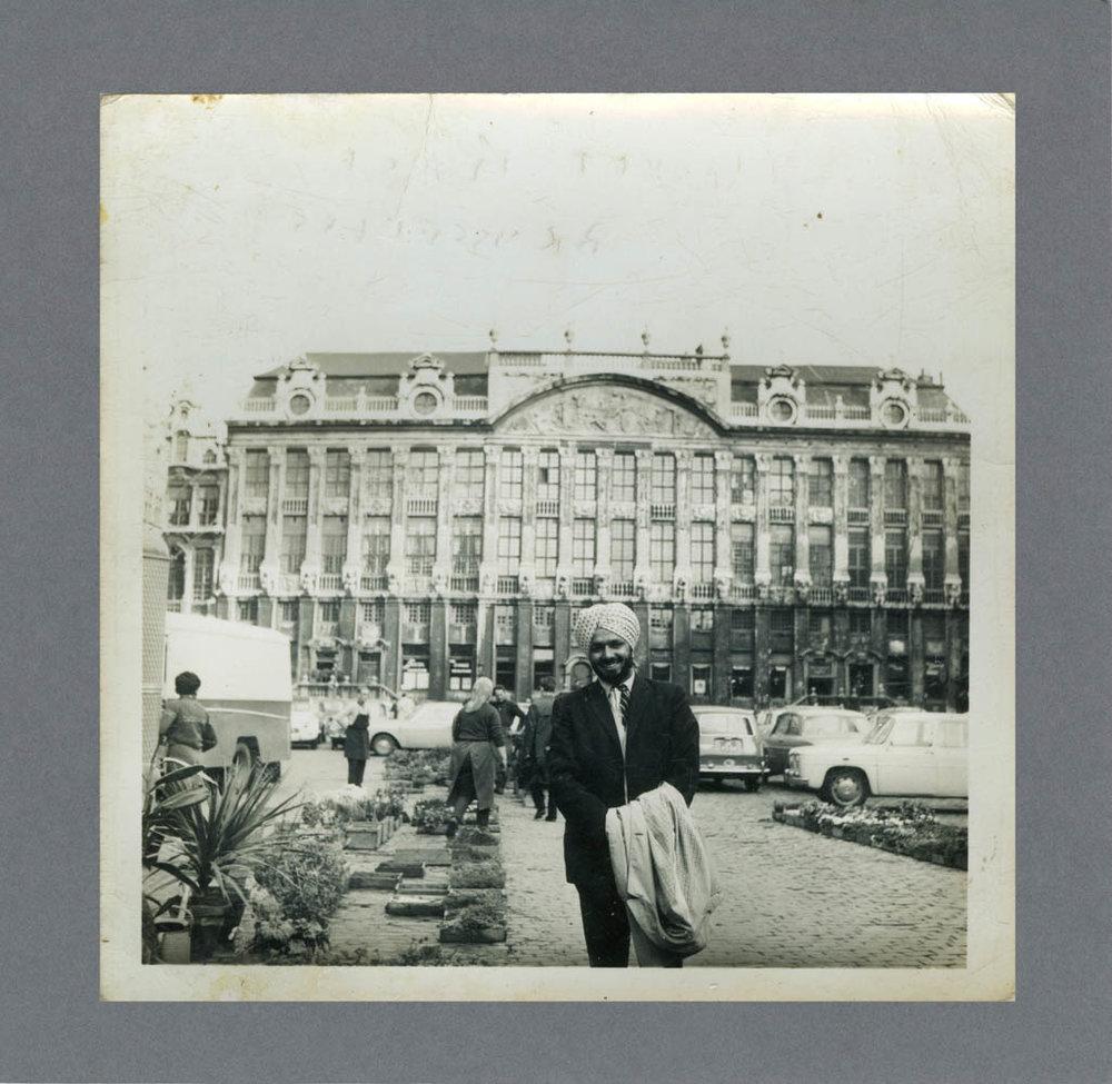 Brussels, Belgium c.1965