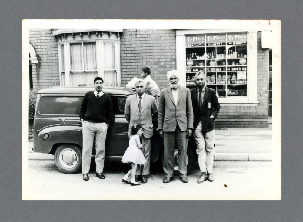 Knox Rd. c.1963