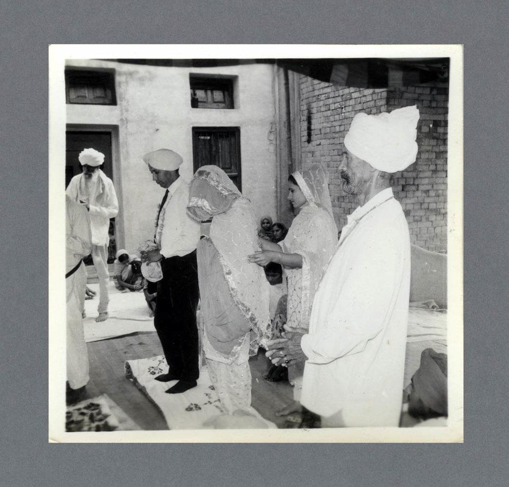 Sansarpur, Punjab c.1961