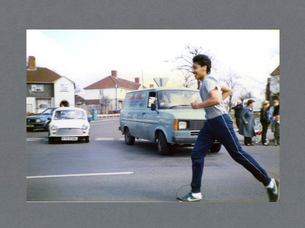W-ton marathonc.1985