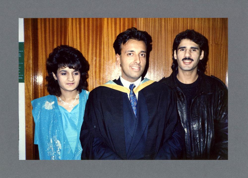 Huddersfield University c.1988