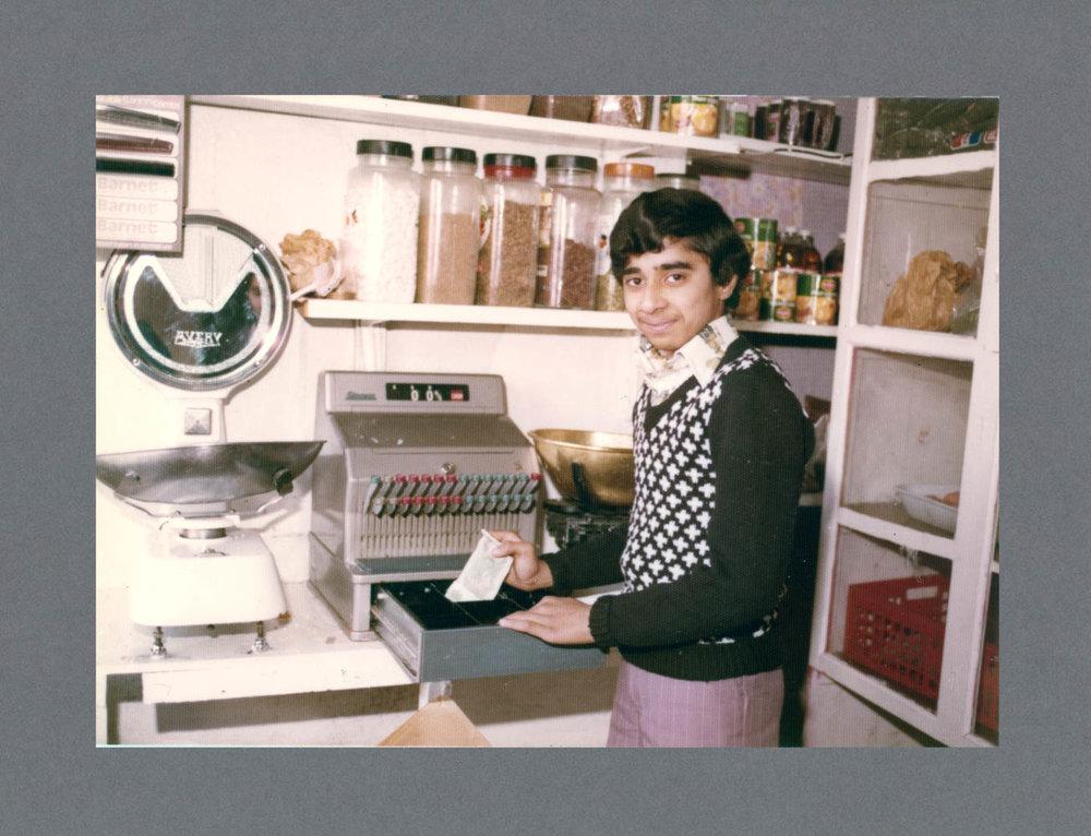 Dunstall Rd. c.1986