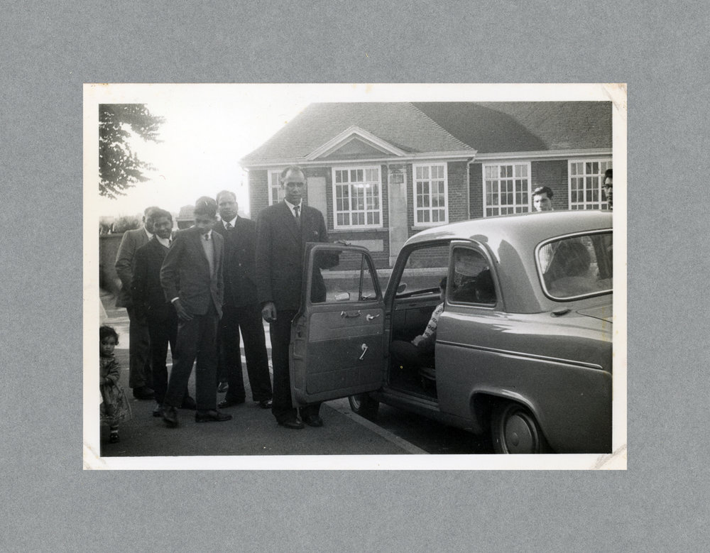 Prosser St. Bilston c.1965