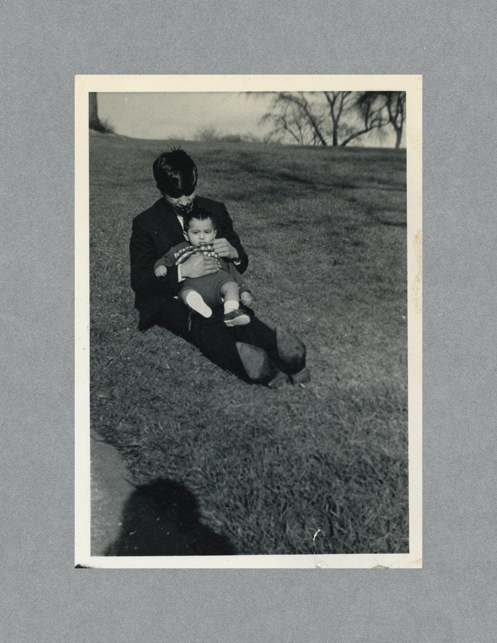 Hickman Park c.1966