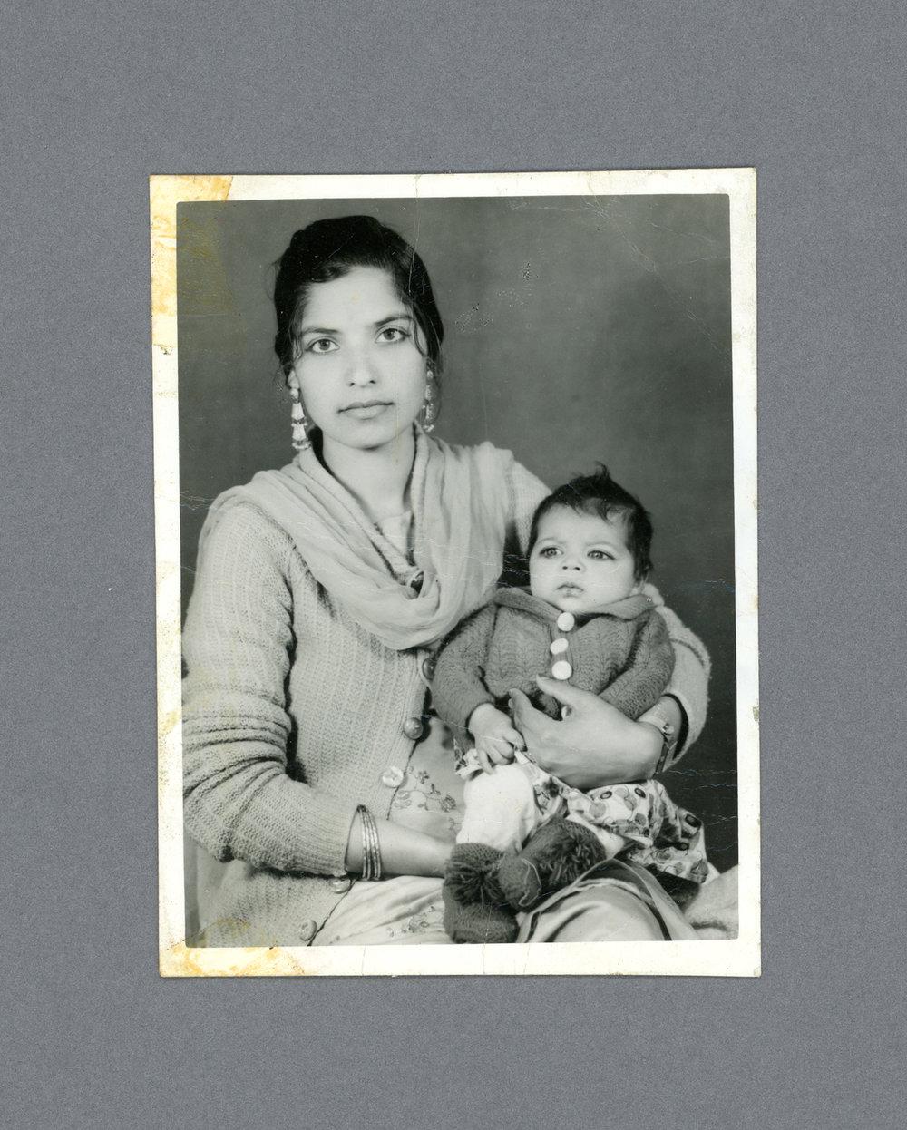 Punjab, India c.1969