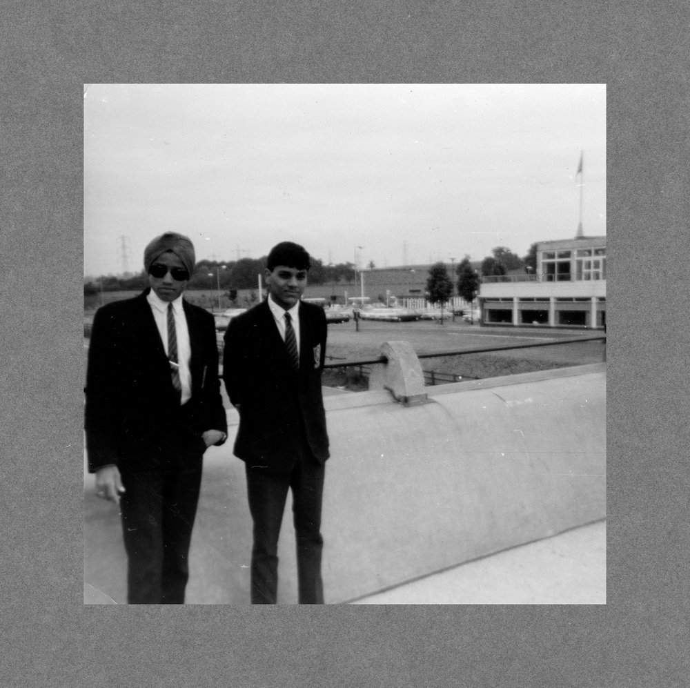 School Trip c.1967