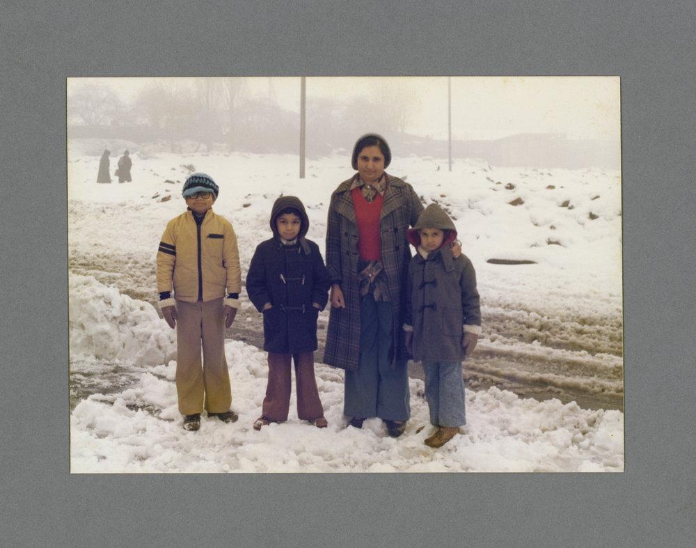 Dunstall Hill c.1975