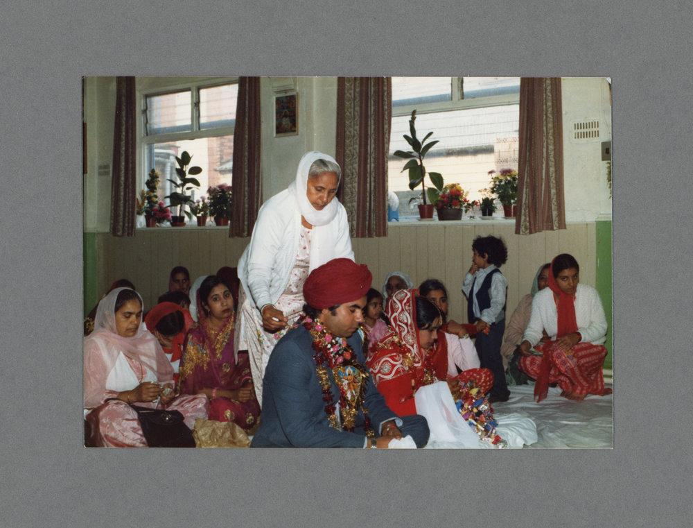Gurdwara, Dudley Rd. c.1982