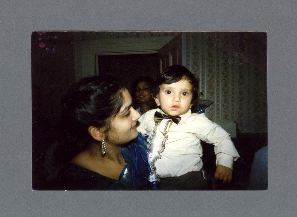 Gange Ave. c.1982