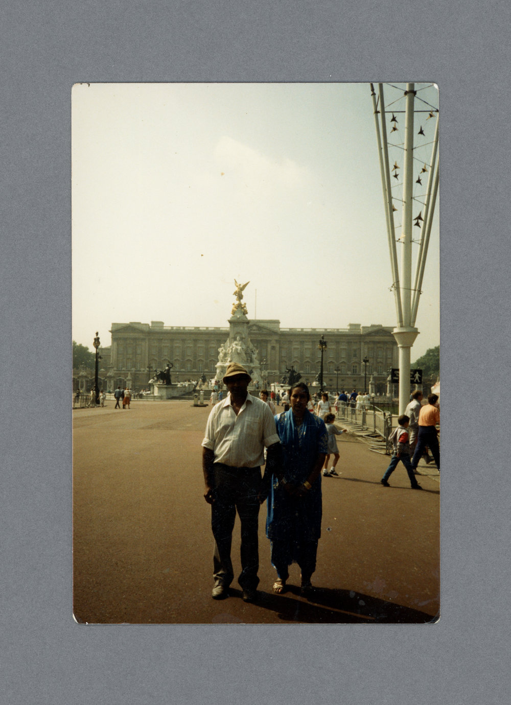 Buckingham Palace, London c.1986