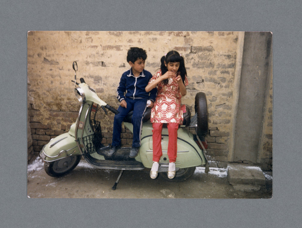 Punjab, India c.1985