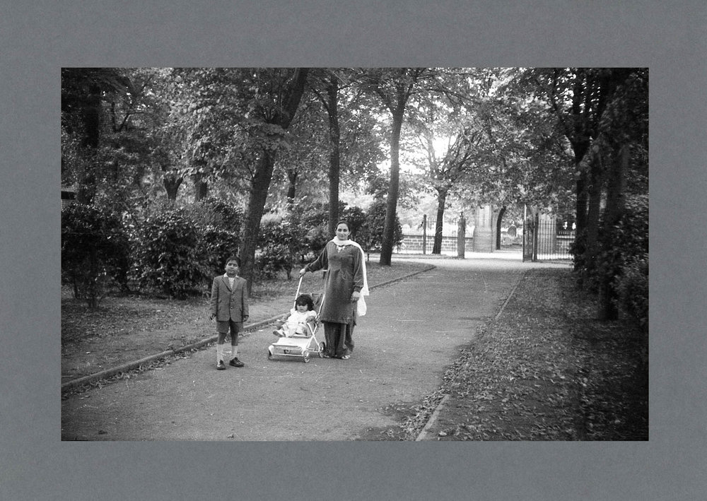 Heath Town Park c.1961