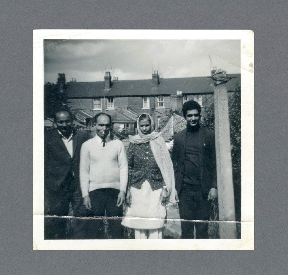 Powell St.  c.1972