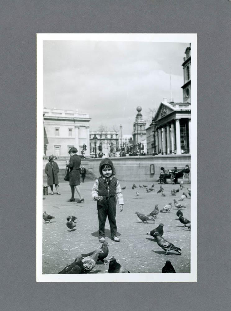 Trafalgar Square, London c.1969