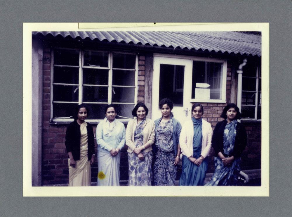 Wulfrun College c.1973