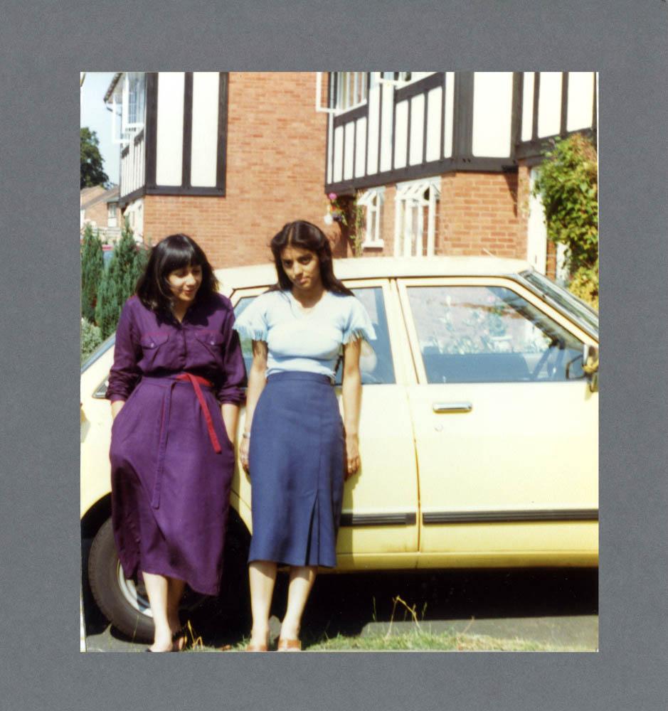 Woodcote Rd. c.1986
