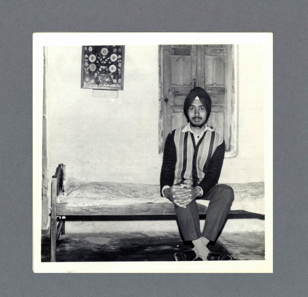 Lakhpur, Punjab c.1970