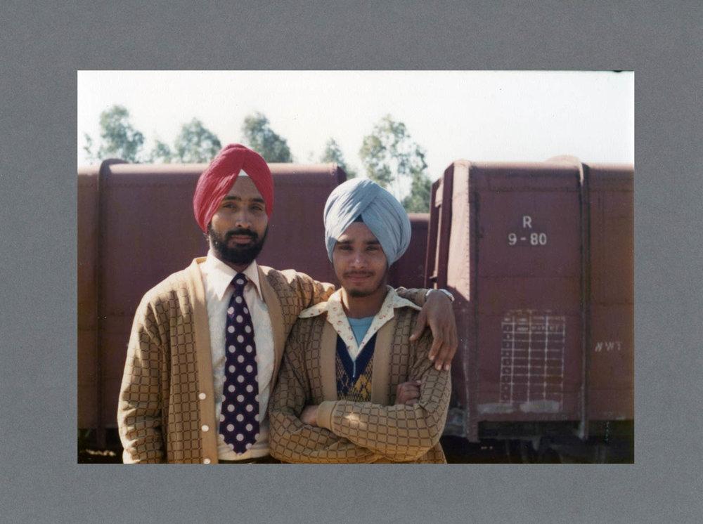 Phagwara, Punjab c.1978