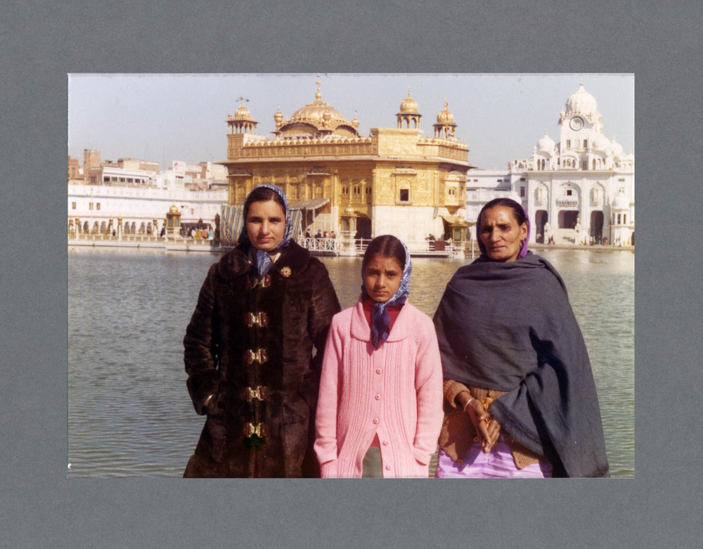Golden Temple, Amritsar, Punjab c.1978