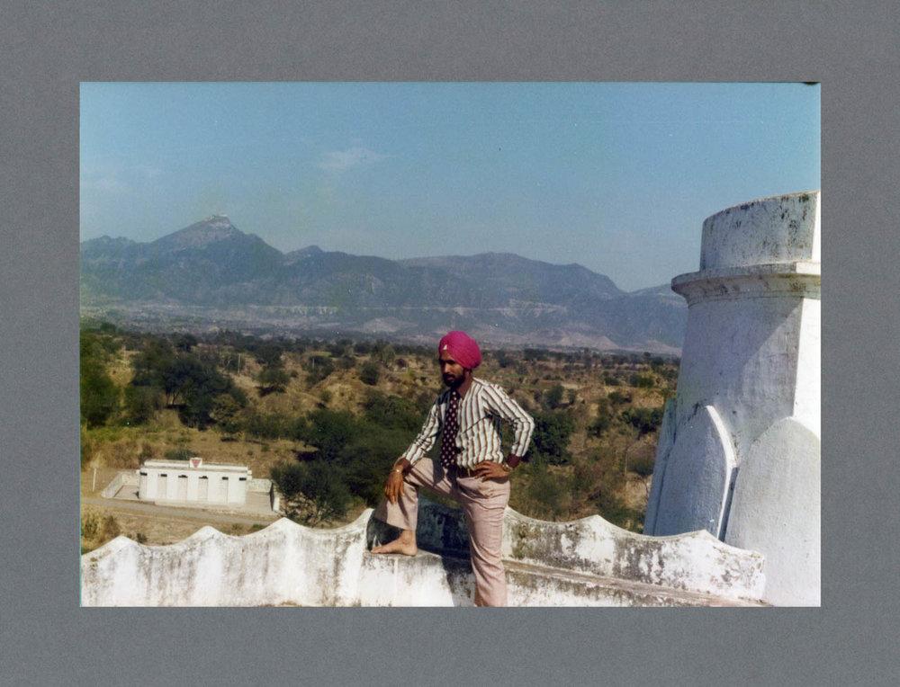 Anandpur, India c.1978