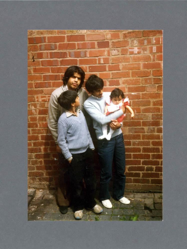 Bruford Rd. c.1981