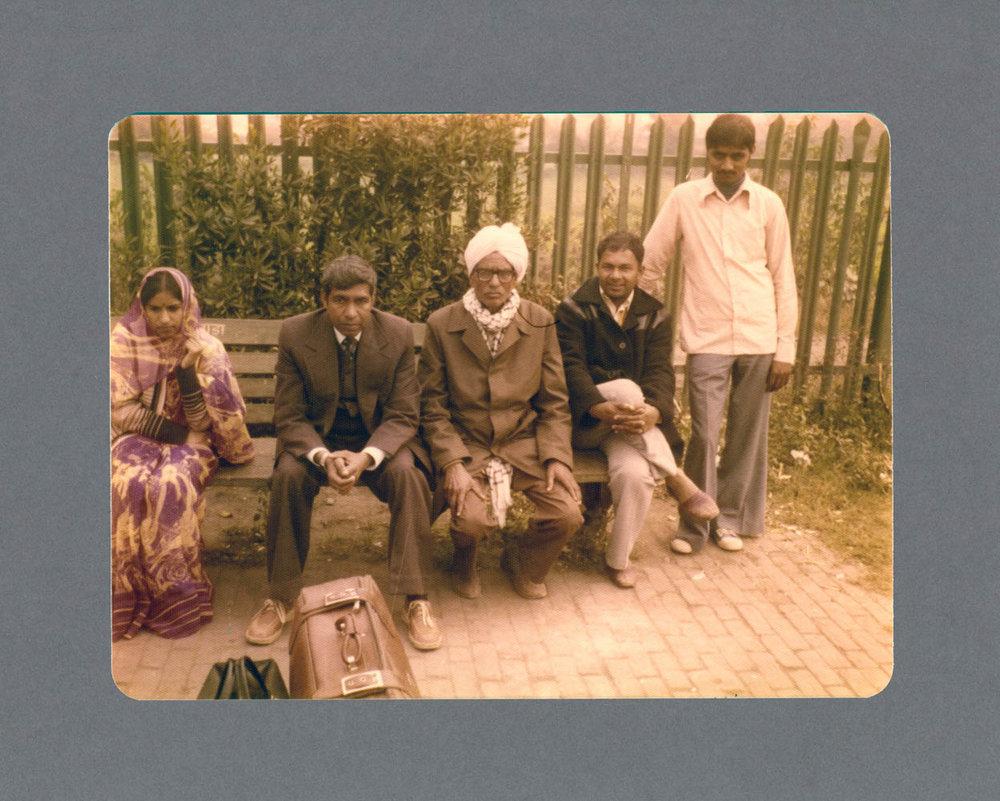 Horshairpur, Punjab c.1982