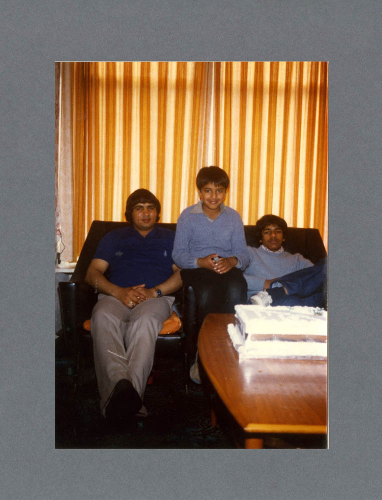 Bruford Rd. c.1980