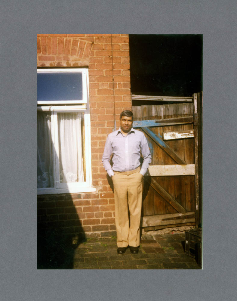Bruford Rd. c.1983
