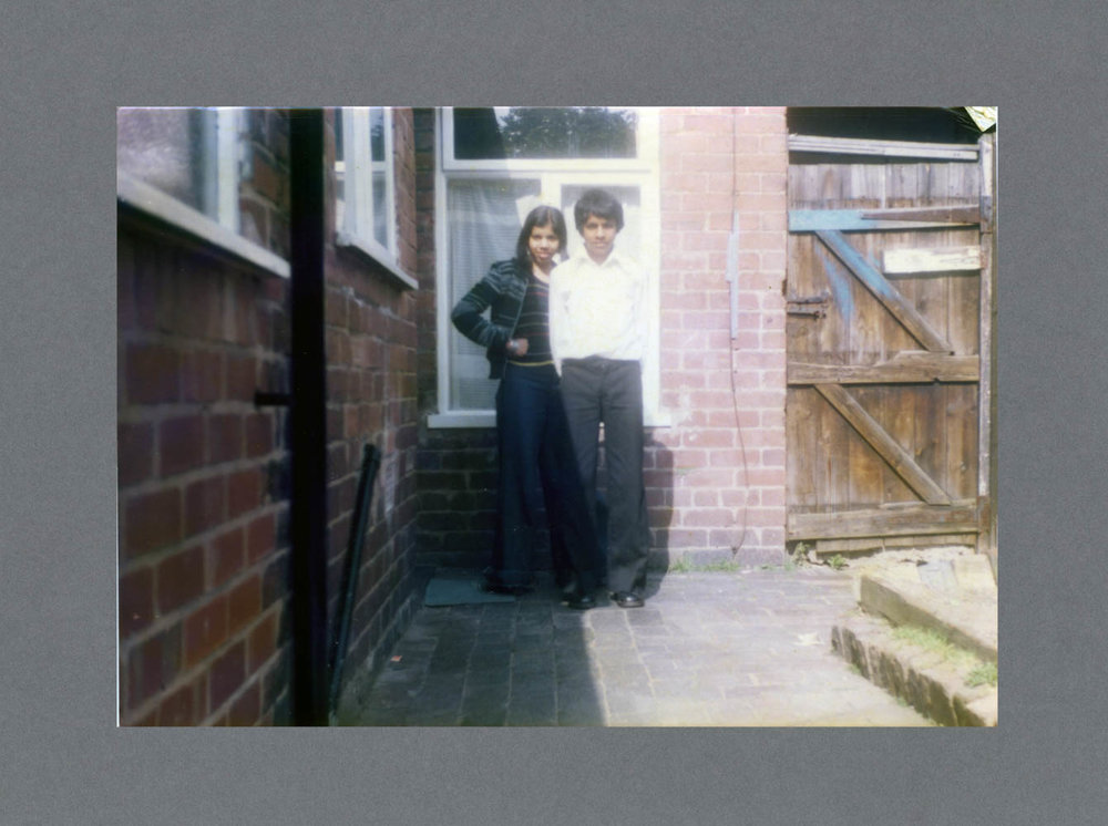 Bruford Rd. c.1977