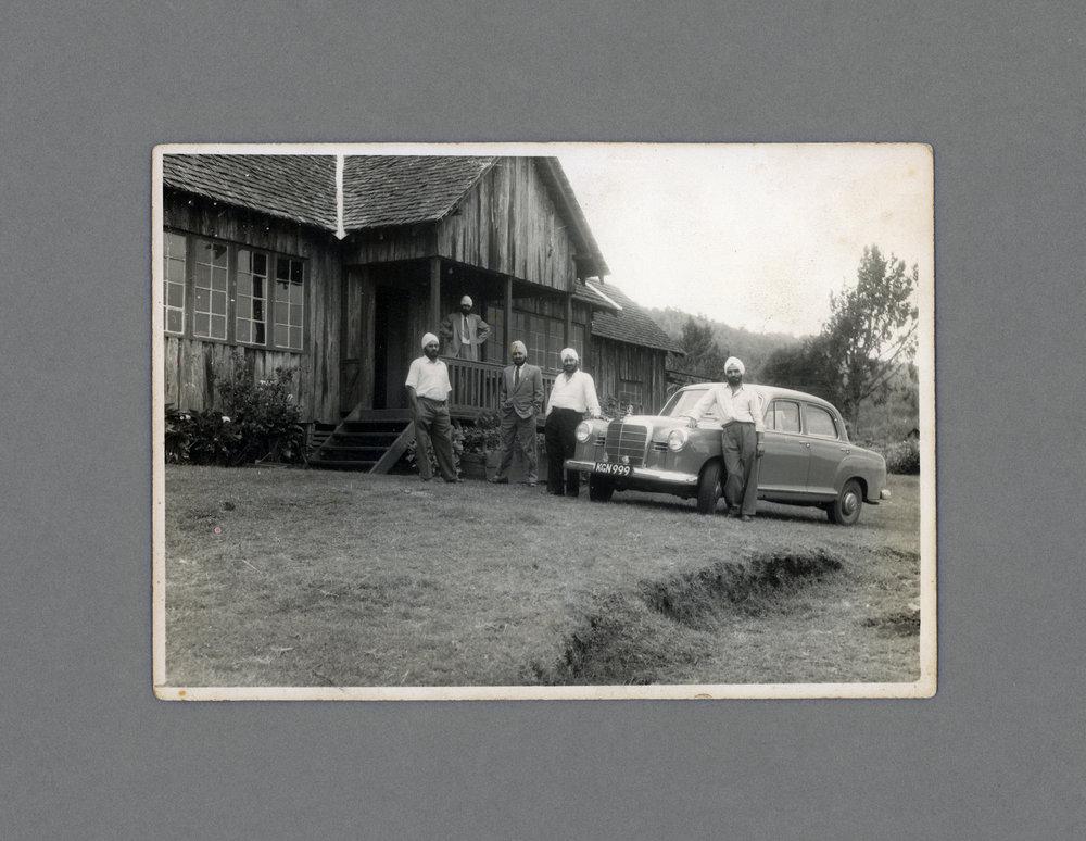 Naivasha, Kenya c.1960