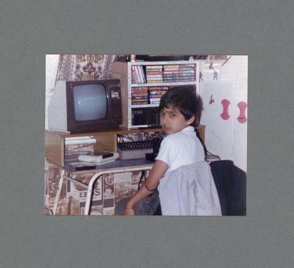 Stafford Rd. c.1984