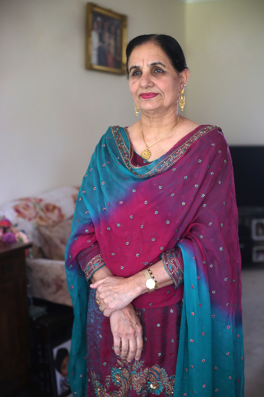Raghwir Kaur