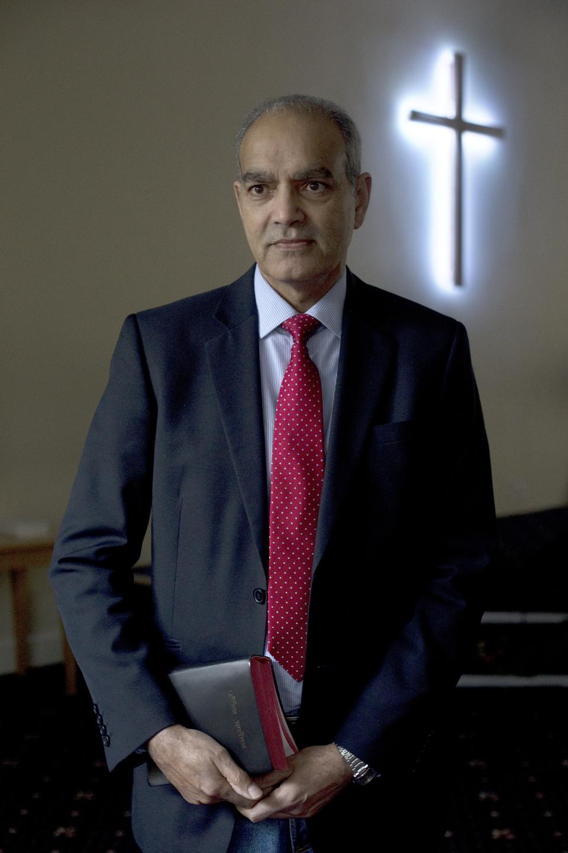 Pastor Hari Kaul