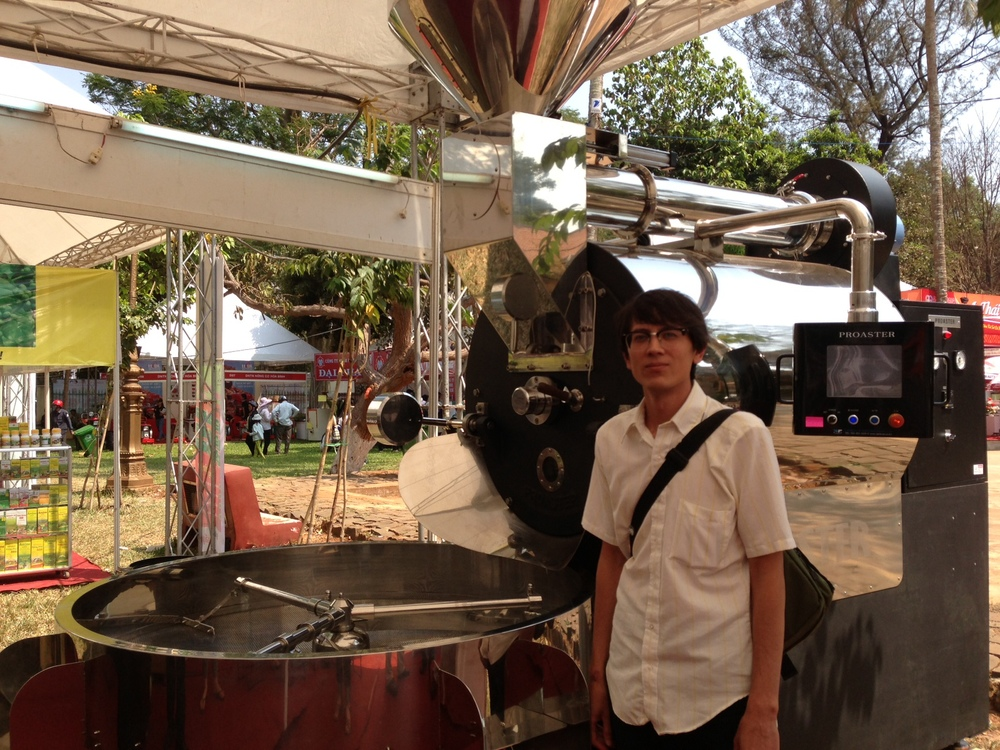 The 60 kg model (the roaster capacity, not me).