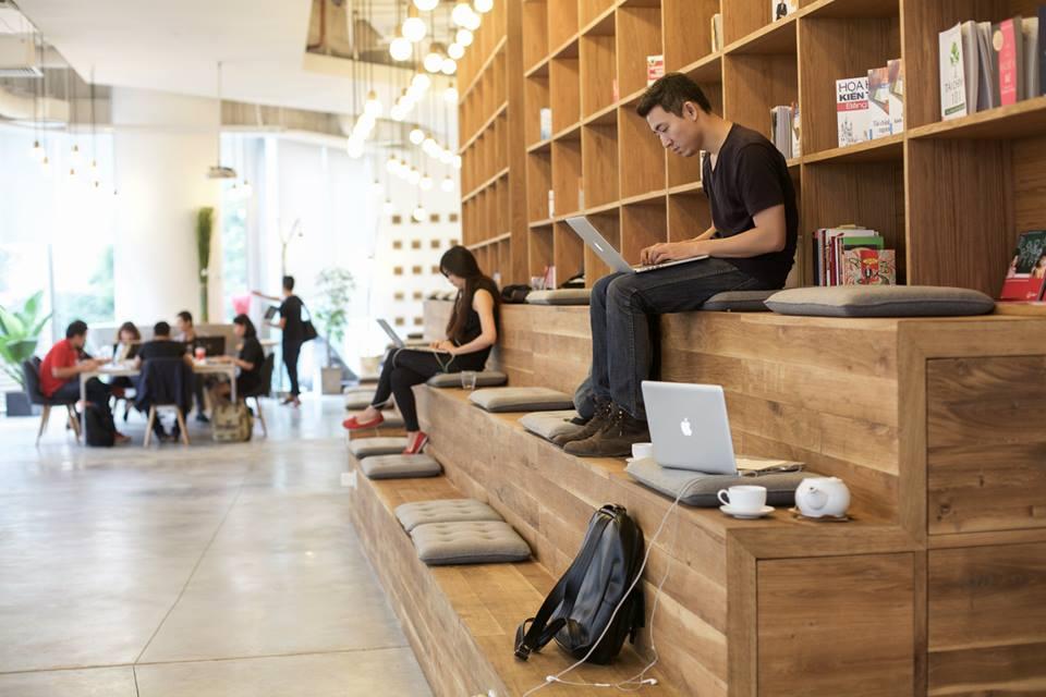 Tuan @WORK Saigon (photo from WORK's fb)