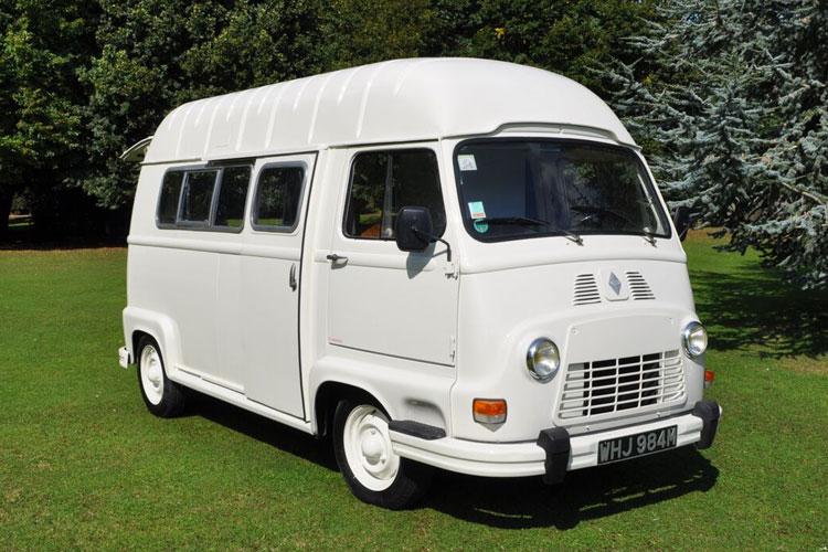Renault vans for sale