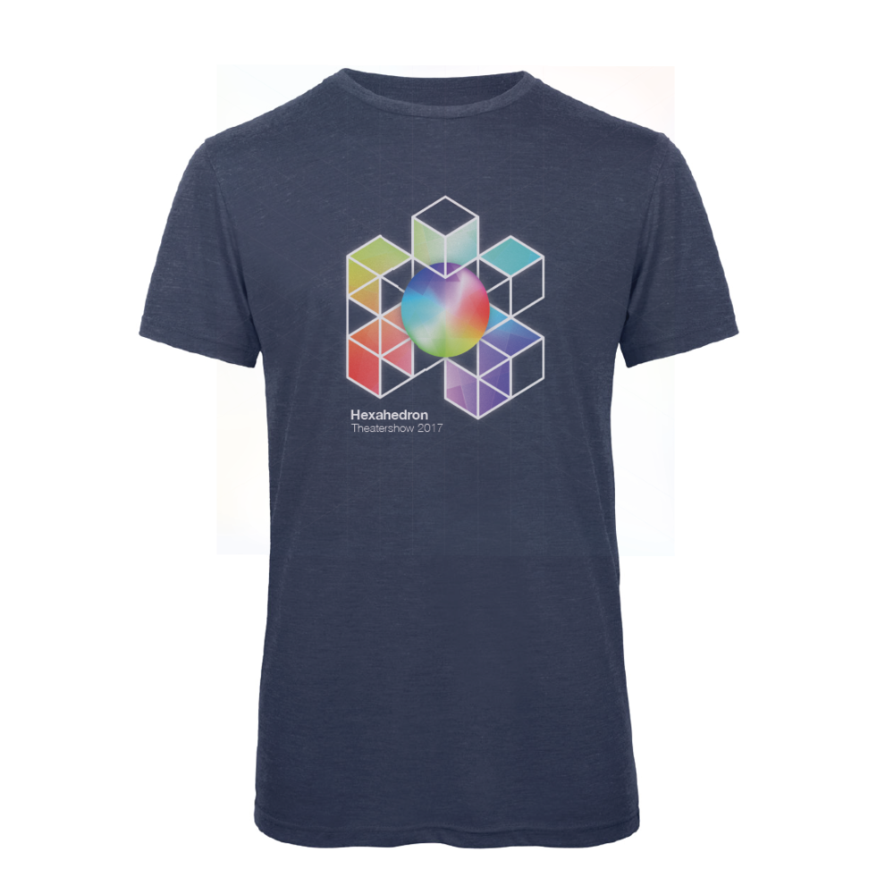 DrumSpirit Hexahedron Boys t-shirt € 15,00