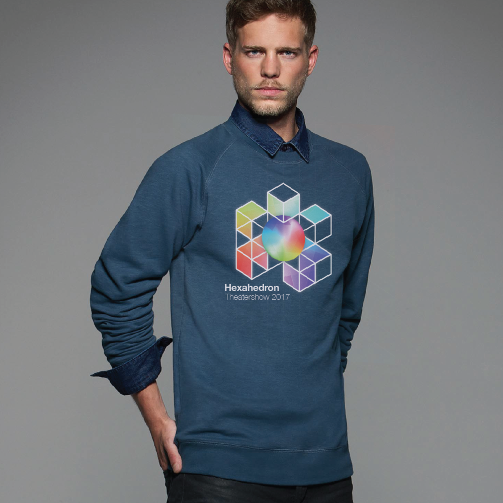DrumSpirit Hexahedron Boys sweater € 25,00